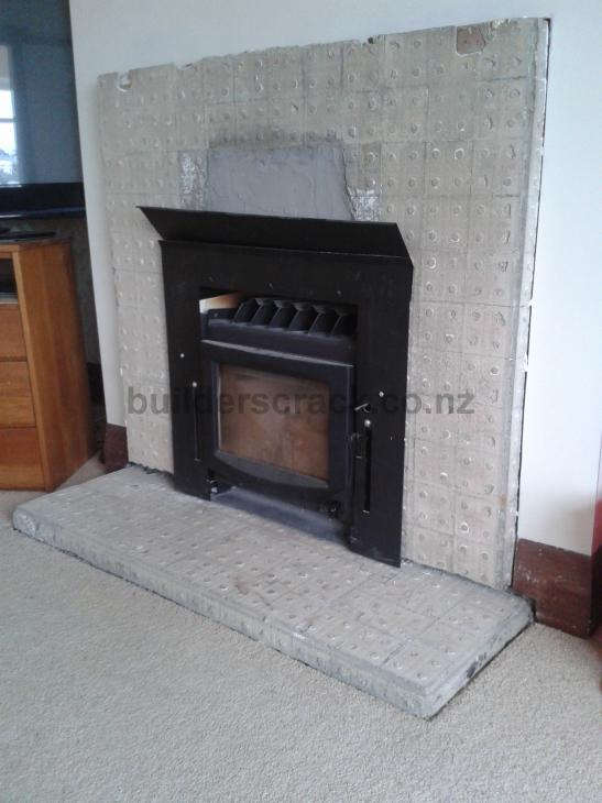 Terrific Tile Fireplace Hearth 74624 Builderscrack Download Free Architecture Designs Scobabritishbridgeorg