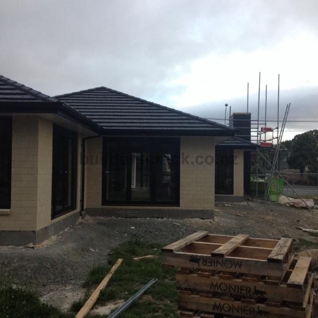New house landscaping 79692 builderscrack for Landscape construction christchurch