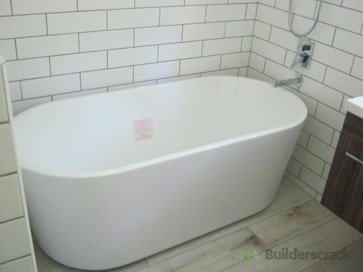 Plumbing work for bathroom renovation 80232 for Plumbers bathroom renovations