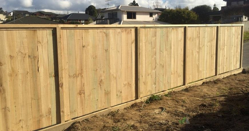 45m l x h boundary fence 90214 builderscrack for Boundary wall cost calculator