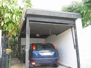 Carport repairs and garage door replacement # 140 builderscrack
