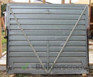 Garage door 96128 builderscrack for Plymouth garage doors