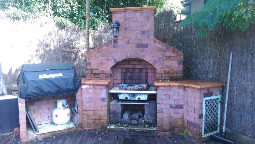 Brick Fireplace Restoration