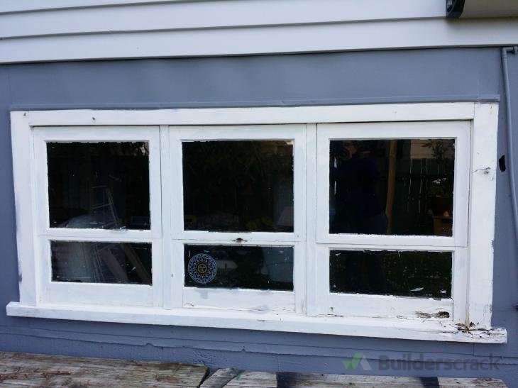 Window frame replacement 104161 builderscrack for Window installation nz