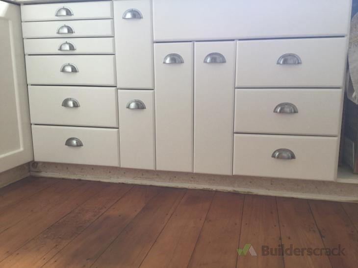 Instal Kitchen Toe Kick Boards 122253 Builderscrack