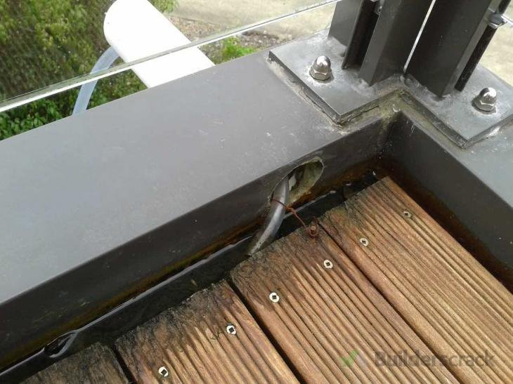 Balcony Leaking Amp Drainage Pipe Enlargement Replacement